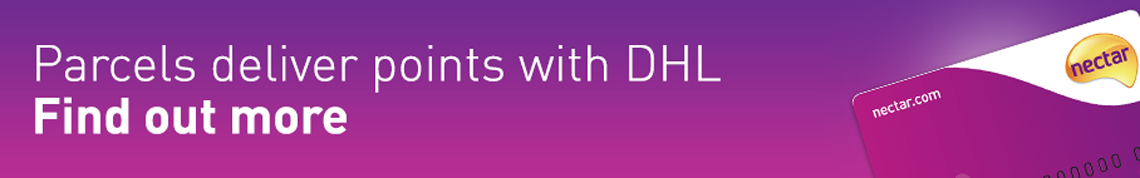 Collect Nectar points with DHLitNow
