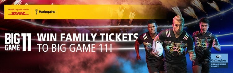 Win family tickets to Big Game 11