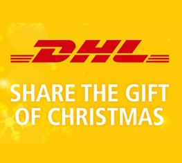DHL's last posting dates for Christmas 2015