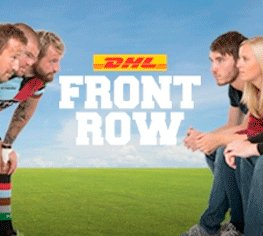 Get yourself on the DHL Front Row!