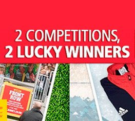2 competitions - 2 lucky winners!