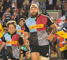 Win a pair of tickets to Harlequins vs Bath, courtesy of DHL